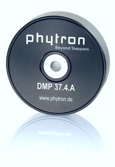 Rotationsdämpfer für Schrittmotoren DMP 20 / 29 / 37