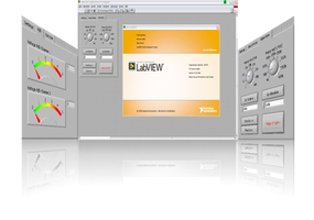 LabVIEW-VI phyMOTION